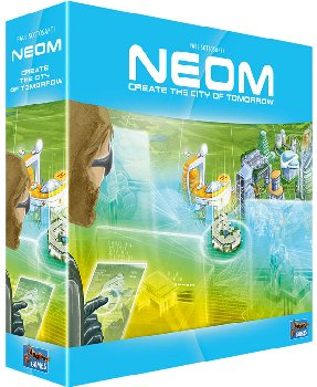 Neom: Create the City of Tomorrow Game