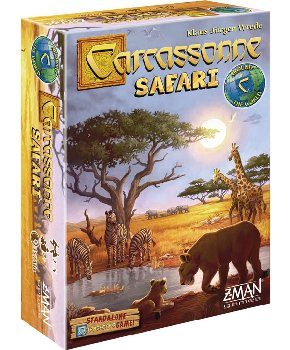 Carcassonne: Safari Game