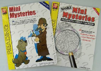 Mini Mysteries 2-book set