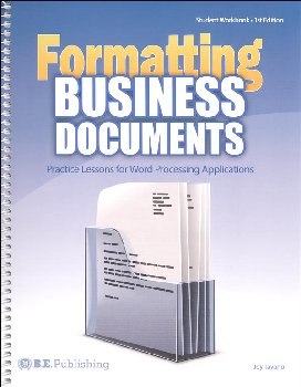 Formatting Business Documents