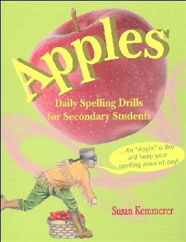 Apples: Daily Spelling Drills for Secondary Students