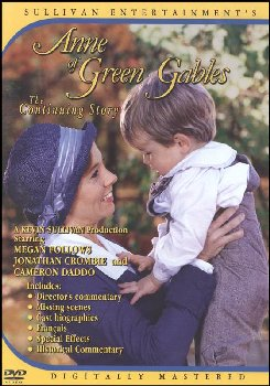 Anne of Green Gables Continuing Story DVD