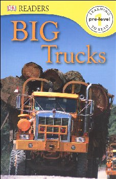 Big Trucks (DK Reader Pre-Level 1)