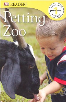 Petting Zoo (DK Reader Pre-Level 1)