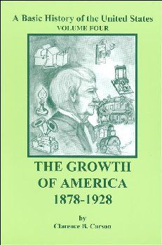 Growth of America 1878-1928 (Volume 4)