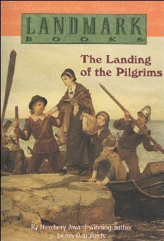 Landing of the Pilgrims (Landmark Books)