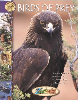 Birds of Prey Zoobook