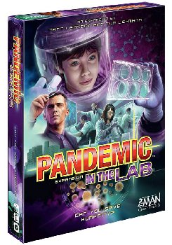Pandemic: In the Lab Game
