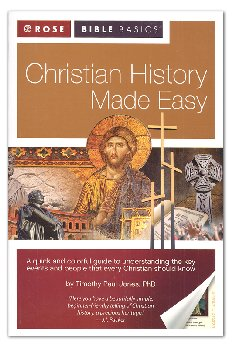 Christian History Made Easy book