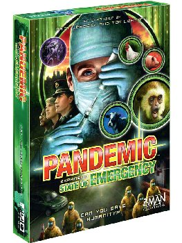 Pandemic: State of Emergency Game