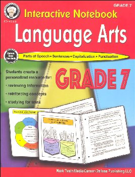 Language Arts Interactive Notebook - Grade 7