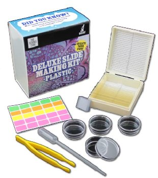 Deluxe Slide Making Kit - Plastic