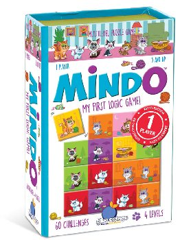 Mindo: Cats (Mindo Puzzle Games)