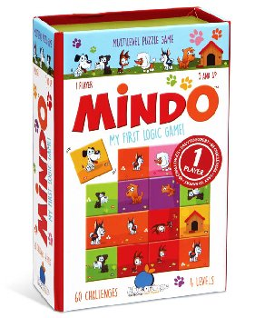 Mindo: Dogs (Mindo Puzzle Games)