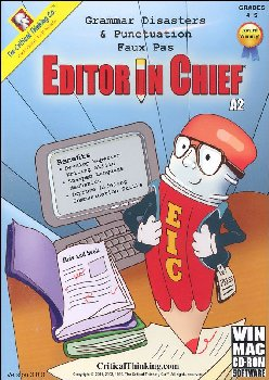 Editor in Chief A2 Software
