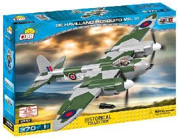 De Havilland Mosquito - 370 pieces (Small Army WWII)