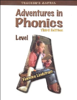 Adventures in Phonics Level A Teacher 3rd Ed