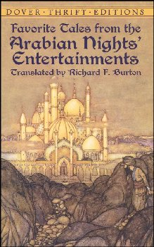 Favorite Tales from the Arabian Nights Entertainments (Thrift Edition)