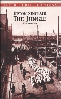Jungle Thrift Edition / Upton Sinclair