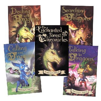 Enchanted Forest Chronicles (4 book set)