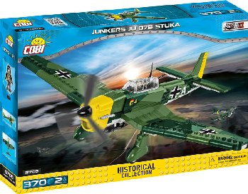 Junkers JU 87B Stuka - 315 pieces (Small Army WWII)