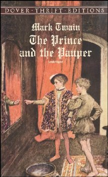 Prince and the Pauper Thrift Edition
