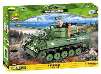 M18 Hellcat - 460 pieces (Small Army WWII)