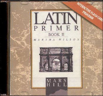 Latin Primer Book II Interactive Flash Card Program
