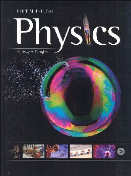 Holt McDougal Physics Homeschool Package