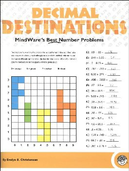 Decimal Destinations (Math Mosaics)