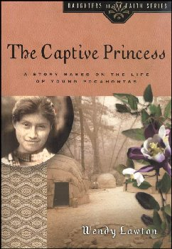 Captive Princess (Daughters of Faith)