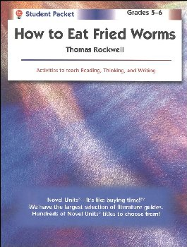 How to Eat Fried Worms Student Pack