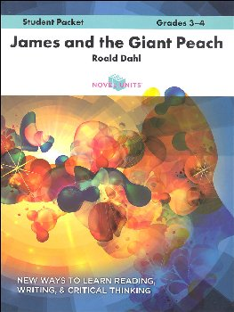 James and the Giant Peach Student Pack
