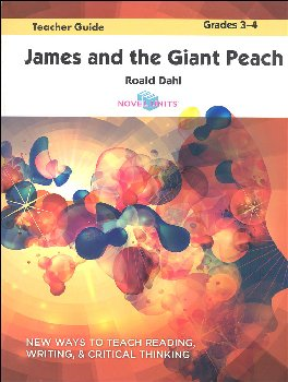 James and the Giant Peach Teacher