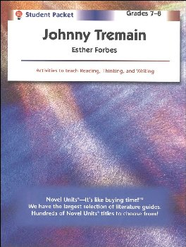 Johnny Tremain Student Pack