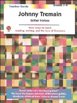 Johnny Tremain Teacher