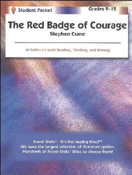 Red Badge of Courage Student Pack