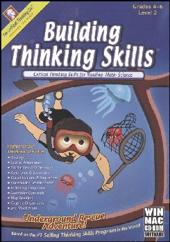 Building Thinking Skills 2 CD