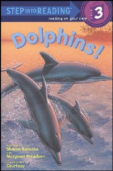 Dolphins! - Step into Reading Level 3