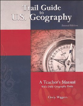 Trail Guide to U.S. Geography 2nd Edition
