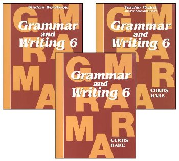 Grammar & Writing 6 Complete Homeschool Kit 1st Edition