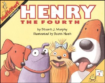 Henry the Fourth (MathStart Level 1) Ordinals