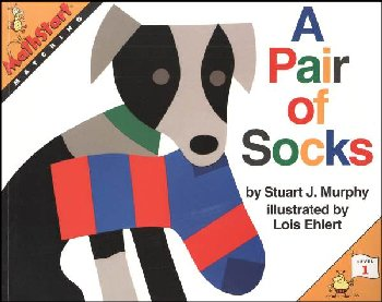 Pair of Socks (MathStart Level 1: Matching)