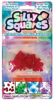 Silly Squares - Assorted Colors