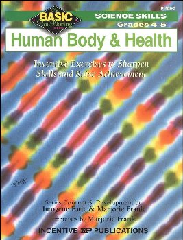 Basic, Not Boring: Human Body and Health Grades 4-5