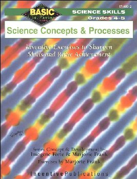 Basic, Not Boring: Science Concepts and Processes Grades 4-5