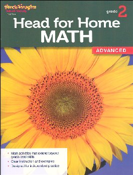 Head for Home Math Advanced Grade 2