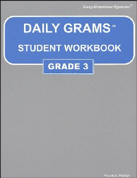 Daily Grams Grade 3 Workbook (no answers)