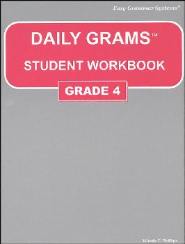 Daily Grams Grade 4 Workbook (no answers)