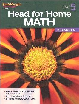 Head for Home Math Advanced Grade 5
